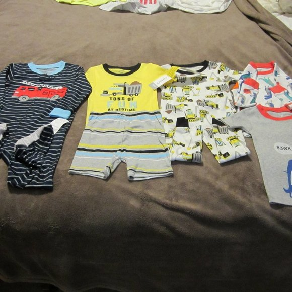 Carter's Other - Assemble of Carters 24M/2T Boys PJs